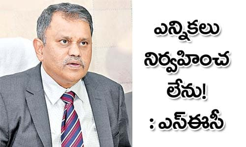 AP State Election Commissioner